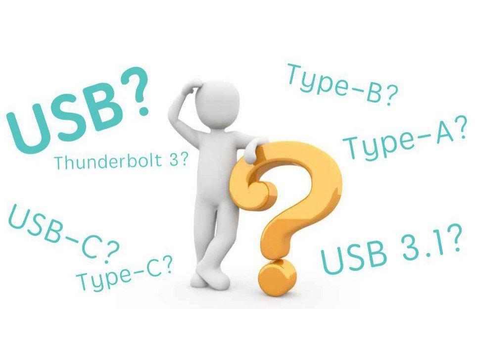 【 USB-C 和 USB 3.1 傻傻分不清楚?】