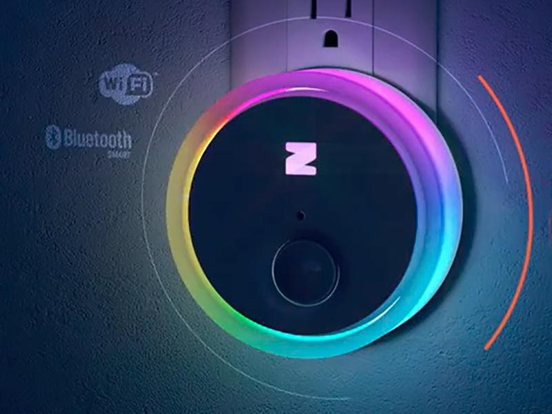 【 別於一般的智能燈 它是 Zing - AI 智能夜燈 】