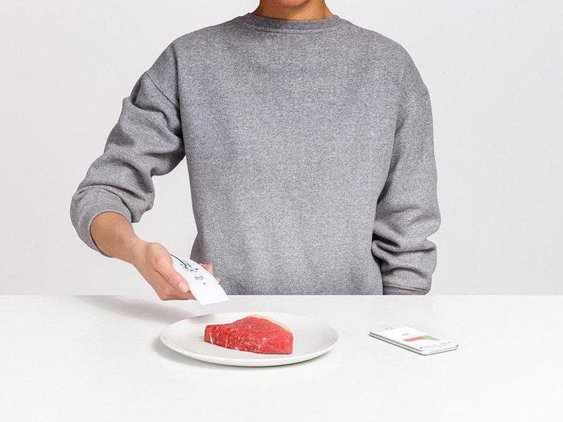 【 做個精明嘅飲食達人 】- FOODsniffer 智能食物探測器